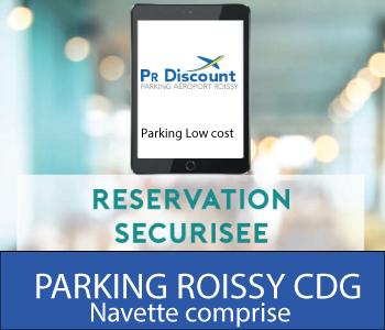 parking CDG