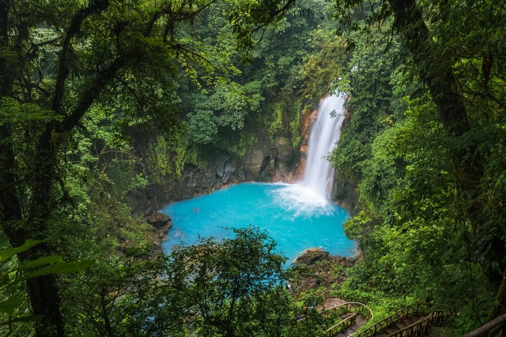 costa Rica depuis Roissy