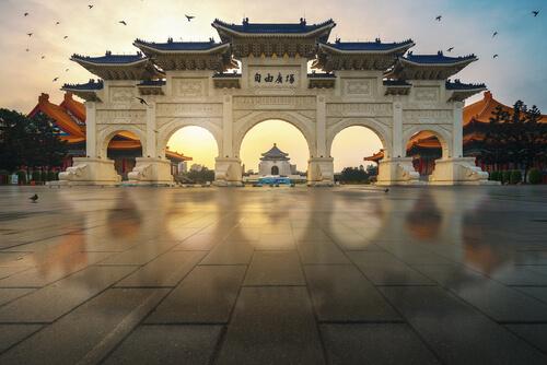 Taiwan au départ de Paris